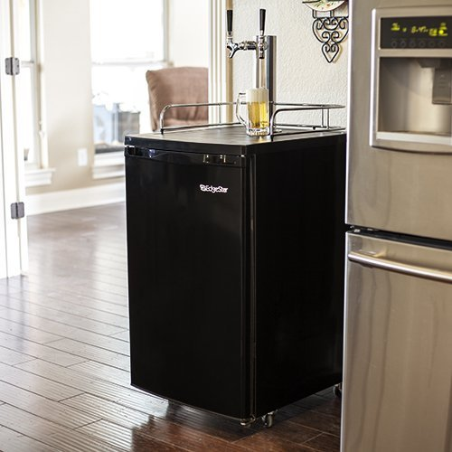 Best Kegerators of 2021 Reviews: Single, Dual, & Triple Tap Kegs