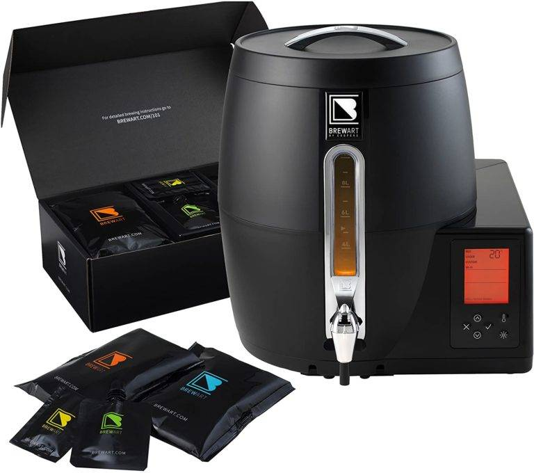 BeerDroid Review: Automated Beer Brewing System At It's Finest