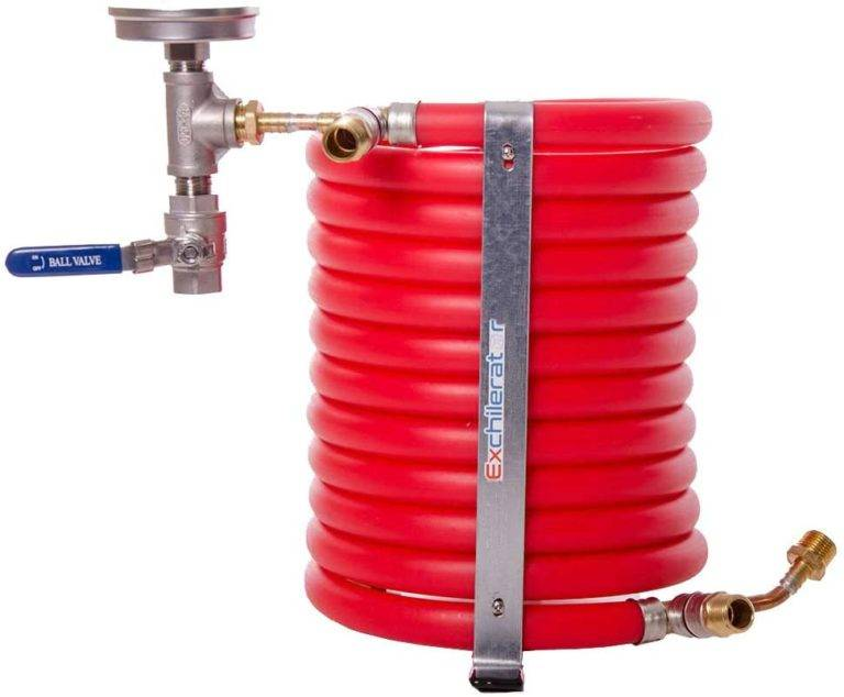 Exchilerator Wort Chiller Review